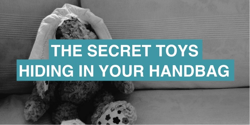The hidden toys in your handbag
