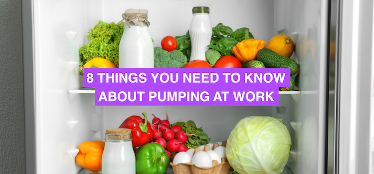 Pumping at work need-to-knows
