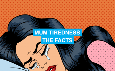 Mum tiredness: the facts