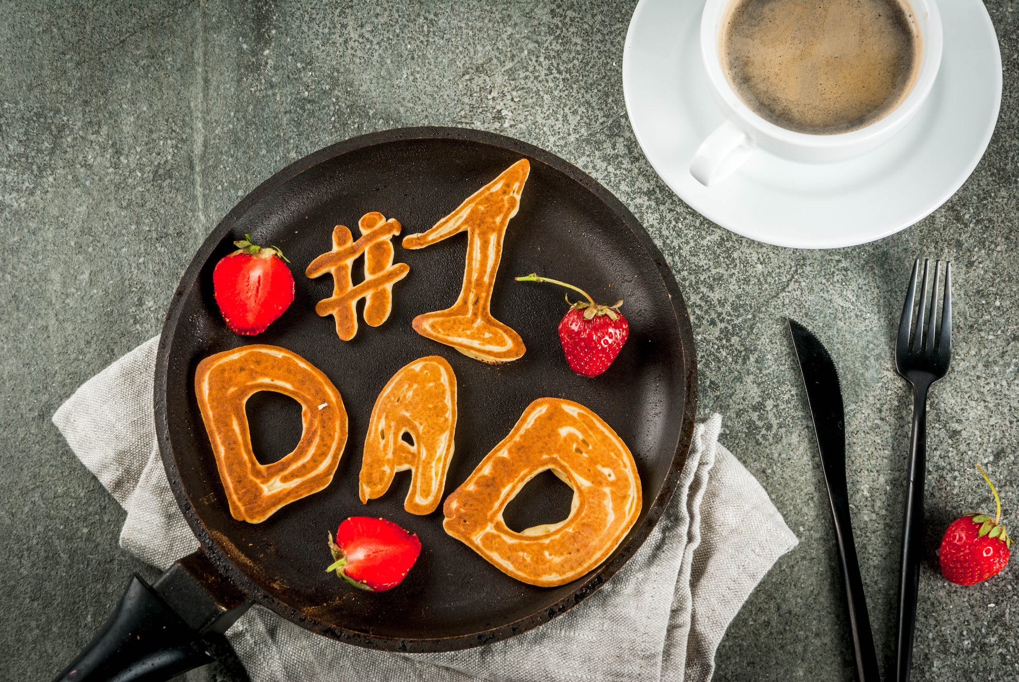 What dads really want for Father's Day… and what they actually get