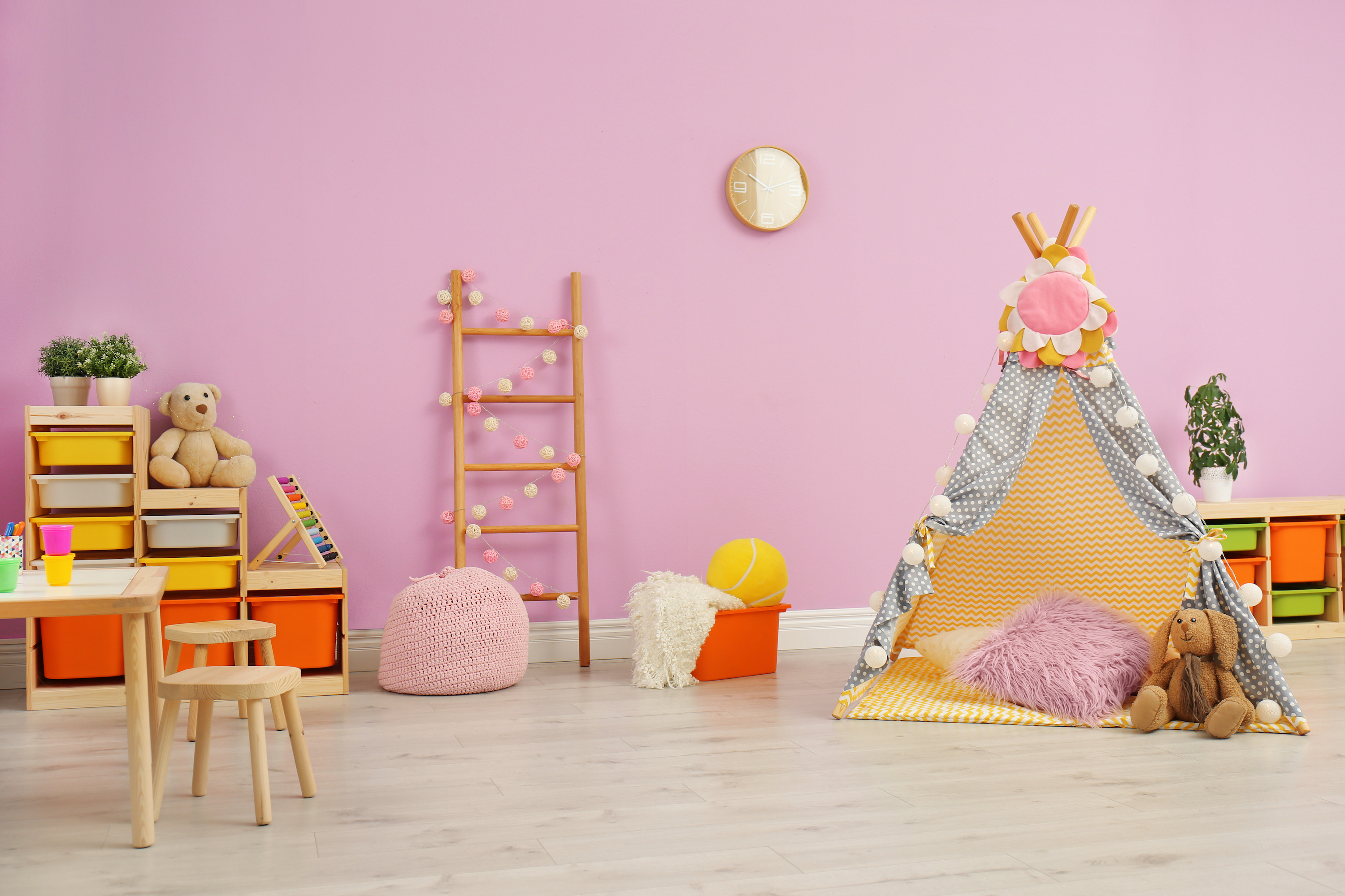 Cheap ways to make your baby's room look straight outta Pinterest