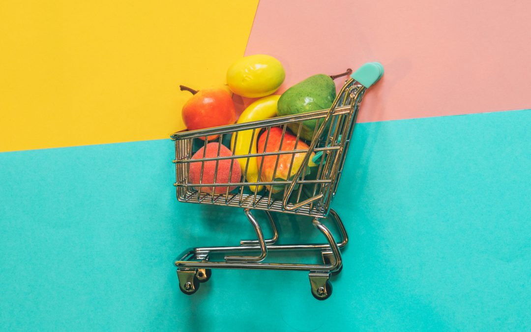 Things that will happen the first time you take your baby to the supermarket