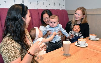 Everything you need to know about our exclusive new Costa Coffee meetups