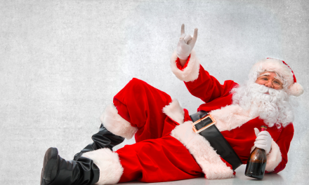 The 5 emotions of taking your baby to meet Father Christmas