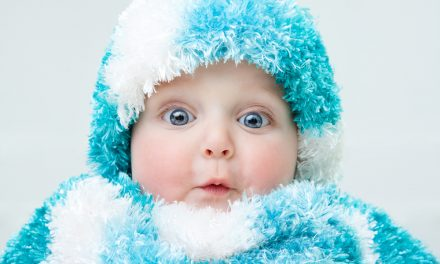 Winter with a baby: Dream vs reality