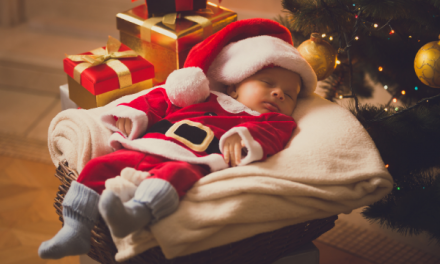 Your baby's first Christmas list